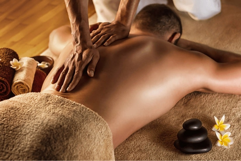 Erotic massage for gays